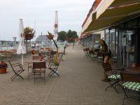 Promenade am Yachthafen - Bild 15: Fewo am Wieker Bodden 80m zum Wasser, WLAN,Terrasse, Garten, Fahrräder.