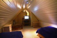 mit 2 Einzelbetten u. Fernseher - Bild 6: Sylt - Westerland Ferienwohnung mit Internet / Wlan im 1. OG. Whg.3