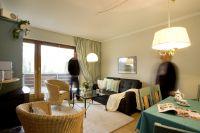 Wohnzimmer - Bild 3: Appartement 5 Haus Isabel an der Nordsee Büsum