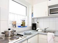 Küche - Bild 3: Appartement 3 Haus Isabel an der Nordsee Büsum