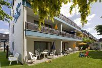 Gartenseite - Bild 6: Appartement 3 Haus Isabel an der Nordsee Büsum
