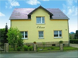 Ferienwohnung im Haus Elena in Rathmannsdorf-Höhe, Sächsische Schweiz