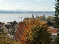 schöne Sicht im Herbst - Bild 18: Ferienwohnung Fam. Sauer - mit herrlichem See- und Alpenblick -