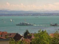 Schiff der Bodenseeflotte - Bild 3: Ferienwohnung Fam. Sauer - mit herrlichem See- und Alpenblick -