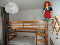 mit Etagenbett - auch für Erwachsene geeignet: 0,90 x 2,00 m - Bild 15: Ferienwohnung Fam. Sauer - mit herrlichem See- und Alpenblick -
