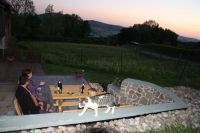 Genießen Sie die Stille des Abends. - Bild 3: Ferienwohnung - Bühner, die Ferienwohnung in der hohen Rhön