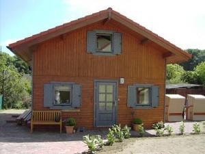 Ansicht Ferienhaus 1824