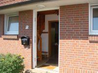 Eingangsseite zu den DHH'en Sandboll 21 - Bild 18: Nordseeferienhaus Sandboll im Nordseeheilbad Friedrichskoog-Spitze