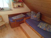 In einer DHH gibt es als 2. Schlafzimmer ein Kinderzimmer - Bild 9: Nordseeferienhaus Sandboll im Nordseeheilbad Friedrichskoog-Spitze