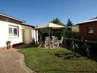 Pavillon im Garten am Ferienhaus - Bild 12: Ferienhaus am Klosterwald - Dargun