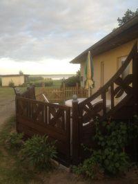 Ferienwohnung Typ 2 auf dem Wassergrundstück mit 2 Schlafzimmer und Terrasse (eingezäunt) - Bild 3: Ostseeurlaub mit Hund - Wassergrundstück Piratennest Darß
