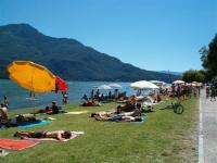 Domaso Strand nur 200mt. Weit. - Bild 21: Lakeside Holiday Resort Anlage mit Pool 2 Zimmerwohnnug bis 4Personen