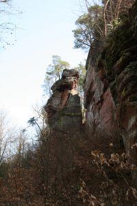 Bild 15: Ferienwohnung Waldschrat im Pfälzer Wald