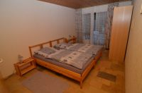 als Doppelbett gestellt - Bild 6: Ferienwohnung Bärbele im Neckartal am Fuße der Schwäbischen Alb