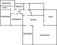 """Bild 12: Fünf Sterne Ferienwohnung """"Schwalbe"""" in Leer (Ostfriesland), Garten, ruhig"""