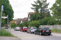 Eine ruhige Anliegerstraße mit wenig Verkehr (Sackgasse) - Bild 30: Ferienhaus am Schlosspark in Berlin - umfangreich saniert in 2016
