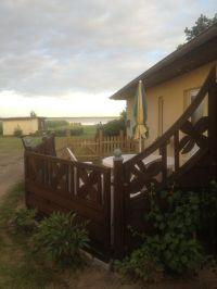 Ferienwohnung Typ 2 mit 2 Schlafzimmer bis 4 Personen (Aufbettung auf Anfrage möglich) - Bild 18: Darssurlaub - Wassergrundstück mit Hund - eingezäunter Terrasse, Angeln