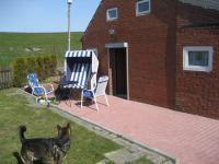 """Bild 9: Haus am Sommerdeich """"KOSTENLOSER STRANDKORB"""" Hunde willkommen"""