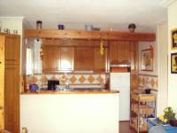 Amerikanische Küche mit großzügiger Ausstattung - Bild 6: Ferienhaus im andalusischen Stil von privat an der Costa Blanca in Spanien