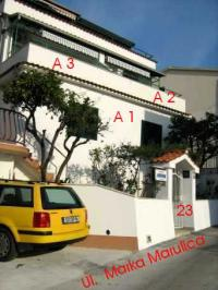 Bild 3: Adria 4, Apartment in Dalmatien, Podgora - Strandwohnung