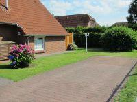 Bild 3: Ferienhaus Porten,eingezäunter Garten Urlaub mit Hund in Neßmersiel-Nordsee