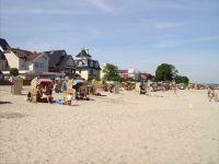 flach abfallend - einfach toll - Bild 15: Fewo bis 4 Personen - mit kostenlosem Schwimmbad in Timmendorfer Strand