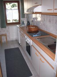 Küche - Bild 3: Ferienwohnung Schuffenhauer in Schwarzenberg im Erzgebirge