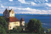 Das Alte Schloß in Meersburg mit Blick über den See - Bild 21: Ferienwohnung Zell
