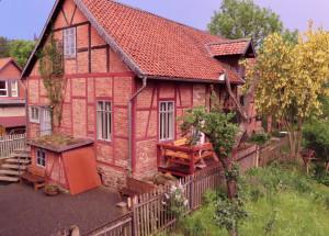Ansicht Ferienhaus 3233