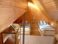 In der Galerie befinden sich 2 Notbetten. - Bild 9: Ferienwohnung in Dangast am Jadebusen