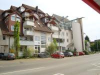 ruhige Wohnanlage - Wohnung zur Gebäuderückseite - Bild 9: Ferienwohnung Radolfzell am Bodensee Haus Mozart