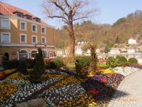 """Die """"Dreiflüssestadt"""" Passau ist Zentrum der Donauschiffahrt. - Bild 18: AWM-Ferienhaus im Bayerischen Wald, gemütliches Holzblockhaus mit Kaminofen"""