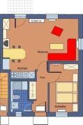 Bild 6: Komfortwohnung im EG für bis zu 4 Personen; Schwimmbad, Sauna; strandnah