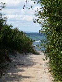 vom Privatweg zum Strand - Bild 9: BACKBORD-HAUS strandnaher Hundeurlaub im ruhig gelegenen Ferienhaus