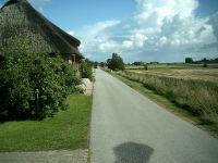 Bild 9: Moordeichhaus auf Nordstrand - Auszeit unter Reet