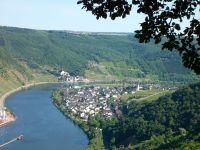 Im herrlichen Moselort Beilstein finden Sie die Burg Metternich mit einem grandiosen Blick auf die Mosel. - Bild 12: Eifel-Mosel ***Ferienwohnung Alte Schmiede II