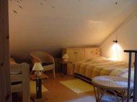 offene Galerie mit 2 Einzelbetten - Bild 12: Ferienwohnung Delattre in der Südeifel