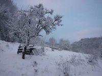 Ausblick in Winterlandschaft - Bild 18: Ferienwohnung Delattre in der Südeifel