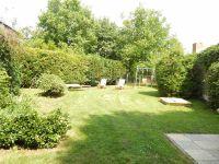 Der Garten zum Spielen, Ausruhen und Sonnen. - Bild 3: Ferienhaus im Grünen für 2 - und 4 - beiner