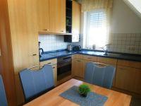 Küche mit Spülmaschine und Backofen. - Bild 6: Rügen 500 m zum Wasser, Balkon,Terrasse Garten mit Grillecke, 2 Fahrräder!