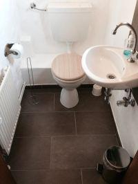 WC separat ist einfach besser - Bild 12: Huus-Thimo an der Nordseeküste - Hunde willkommen - rauchen erlaubt - WLAN