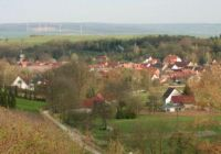 """Bild 9: Ferienwohnung OG """"Haus-Feldmühle"""" in Nordthüringen, Kyffhäuserregion"""