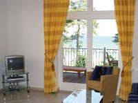 """30 qm groß mit einen uneingeschränkten Ausblick über die Bucht bis hin zu den Kreidefelsen - Bild 3: Appartement - """"MeerAntic"""" mit vollem Meerblick"""