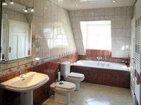 Duschbad mit Bidet und Badewanne - Bild 6: Appartementhaus ATLANTIC - Appartement 11