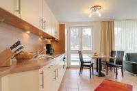 Küche mit Spülmaschine - Bild 3: Exsklusive Ferienwohnung in Sellin nur 300 m zum Strand und Seebrücke