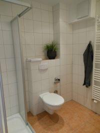Duschbereich - Bild 6: Exsklusive Ferienwohnung in Sellin nur 300 m zum Strand und Seebrücke