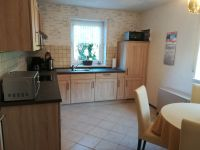 komplett eingerichtete Wohnküche - Bild 6: Ferienwohnungen Ute Reinert - FeWo 1 (60 m²)