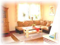 Unsere Wohnung ist mit allem Komfort und sehr gemütlich eingerichtet damit Sie sich bei uns wie zu Hause fühlen. - Bild 3: Ferienhaus Seeblick im Nordsee-Bad Dangast direkt beim Strand mit Hund