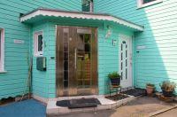 """Edelstahltür """"Villa Holiday"""" und weiße Tür """"Haus am Bergflüsschen"""" - Bild 3: 4* Villa Holliday-230qm-Traumhaus-Garten, Sauna,Pool,Alleinnutzung"""
