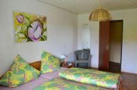 Doppelbett mit zwei Einzelmatratzen. - Bild 3: Ferienwohnung Haus Speck, nähe Bodensee